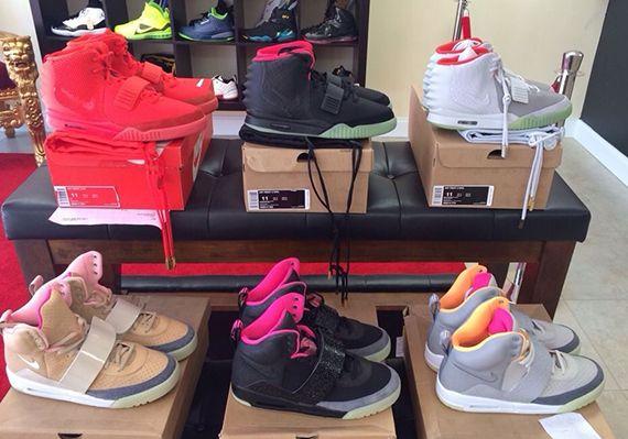 Nike Air Yeezy 2 Red October - SneakerNews.com