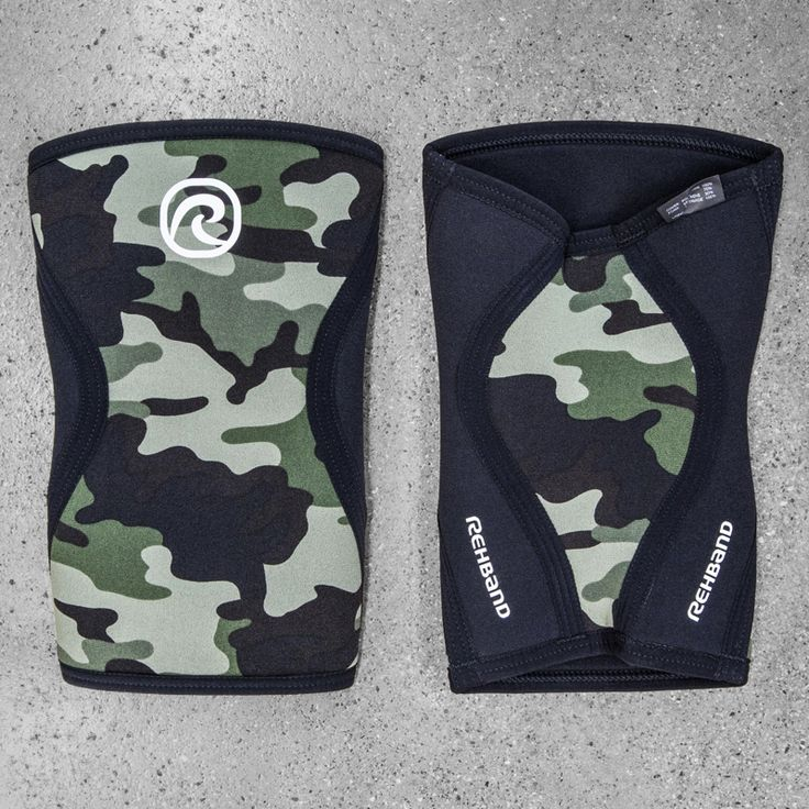 Rehband knee sleeves are used by top athletes ranging from CrossFit Games competitors to World's Strongest Man strongmen. Available now at Rogue!