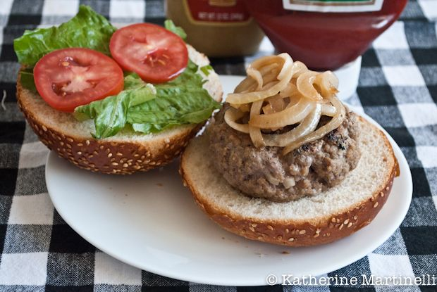 cheddar stuffed burgers recipe myrecipes com cheddar stuffed burgers ...
