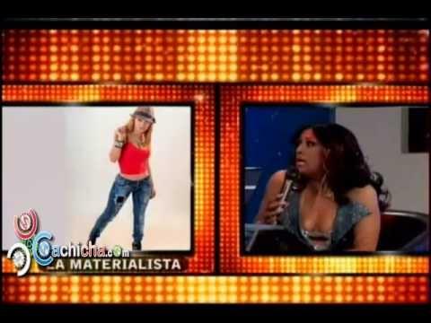 Marcel Dice que @LAMATERIALISTA1 es una copia vulgar de Lady Gaga #Video @Masa809 - Cachicha.com