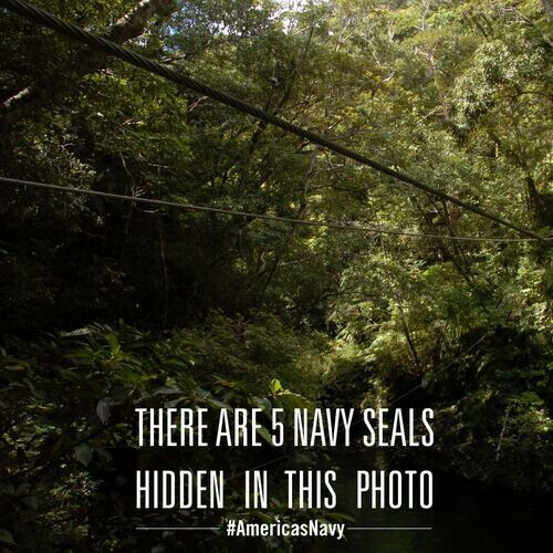 Where to meet navy seals