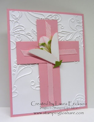 From Stamping to Share: First Communion, Handmade Cards, Christian Inspiration, Easter Cards Crafts, Card Ideas, Card Making, Cards Easter, Paper Crafts, Easter Spring