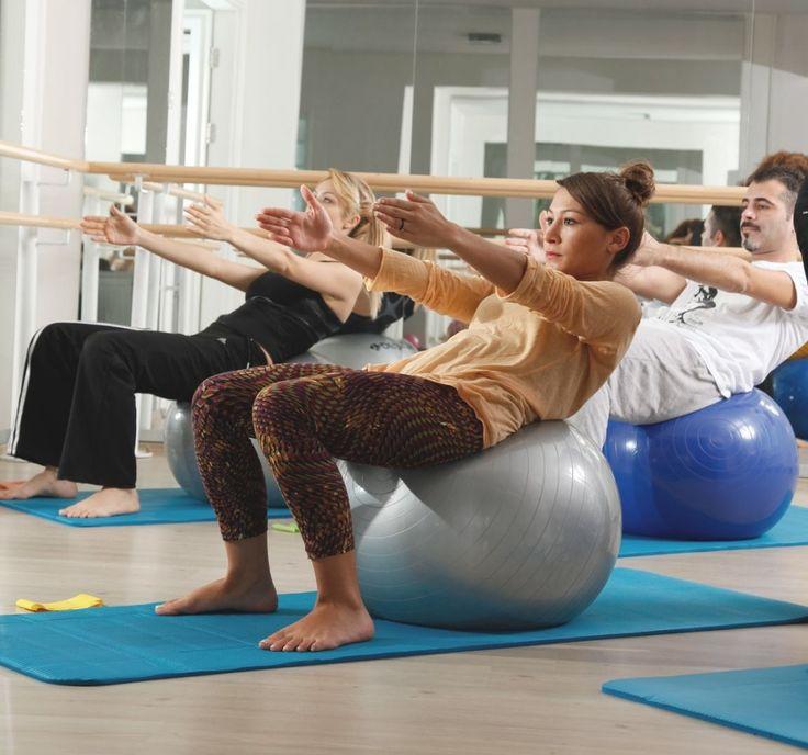 Pilates Egzersizleri - http://www.bayanlar.com.tr/pilates-egzersizleri/