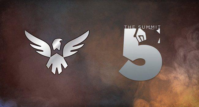 The Summit 5 : Wings memenangkan kualifikasi China