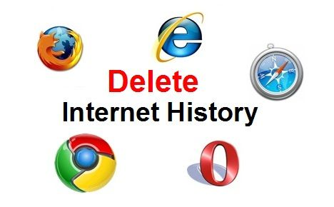 How to Delete Internet History or Browsing History from Web Browsers – Internet Explorer, Mozilla Firefox, Google Chrome, Apple Safari, and Opera - Quertime