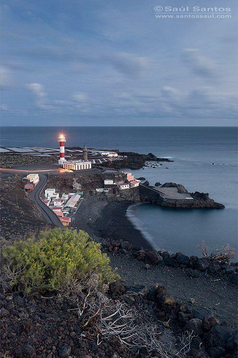 Fuencaliente - Isla de La Palma, Canarias. Por el fotógrafo pamero Saúl Santaos