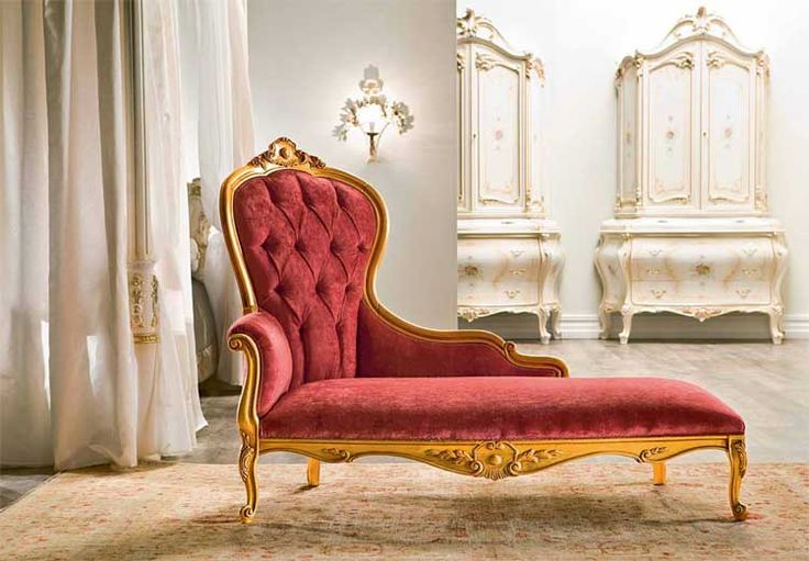 Victorian Style Living Room Furniture   Victorian Chaise Lounge Dormeuse