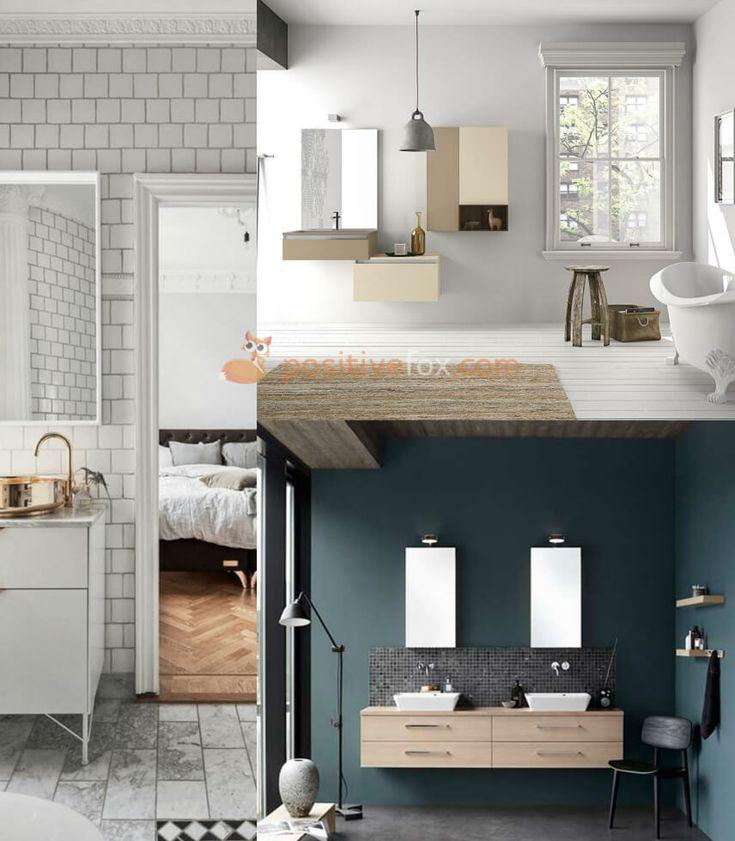 Scandinavian Bathroom Design. Nordic Design Ideas With Best Examples. Explore more Scandinavian Bathroom Ideas on https://positivefox.com #scandinavianbathroomideas  #scandinavianbathroom #bathroomideas #barthroom #scandinavianhomeideas #homeideas #collage #smallbathroomideas #nordicbathroomideas #nordicbathroom #whitebathroom #woodbathroom