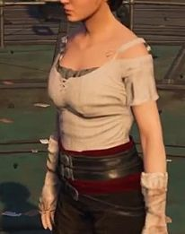 Evie Frye Fight Club