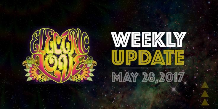 Electric Love Festival just launched weekly updates through their mailing list. Located an hour and a half from Vancouver, BC in Agassiz, Electric Love is one of BC's Best Independent Electronic Music festivals that is open to all ages. This family friendly festival features international headliners. transformative workshops, and 4 custom built stages with PK Sound and Funktion One soundsystems.  Check out their first mail-out and subscribe for the latest news, giveaways, releases, festiv...