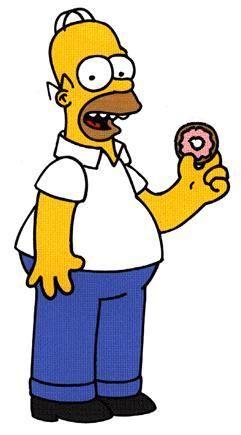 Doughnut+~+Homer+Simpson+&+a+Doughnut+~+01a.JPG (241×435)