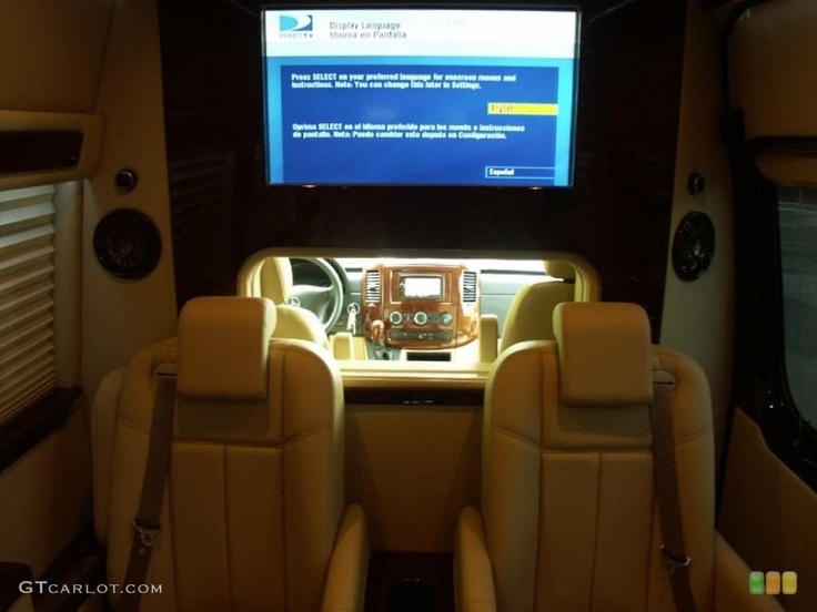 16 best images about my second home on pinterest cars for Mercedes benz van interior