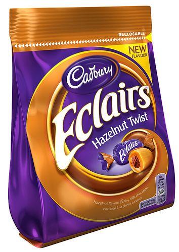 Cadbury Eclairs Hazelnut Twist.. WHERE?? WHERE Can I find these?