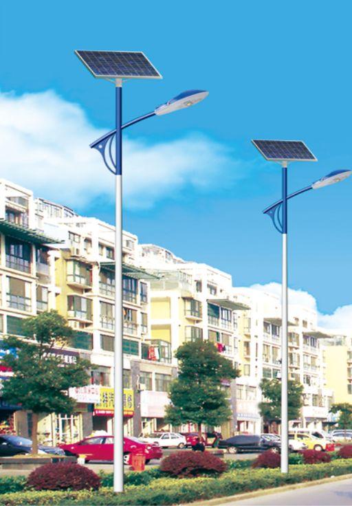 solar street light in china