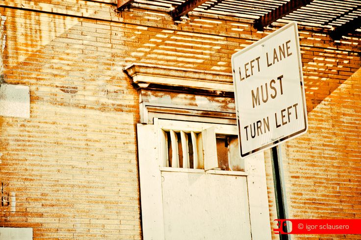 right decision  © Igor Sclausero #manhattan #newyork