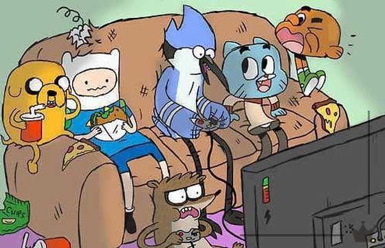 Cartoon Network estará presente na #ccxp