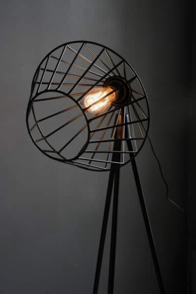 industrial lamp...