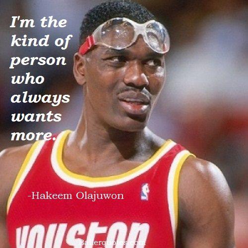 Nba Quotes: Best 25+ Hakeem Olajuwon Ideas On Pinterest