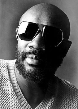 Isaac Lee Hayes, Jr. was an American songwriter, musician, singer, actor, and voice actor. Hayes was one of the creative influences behind the southern soul music label Stax Records, where he served both as an in-house songwriter and as a record producer, teaming with his partner David Porter during the mid-1960s.