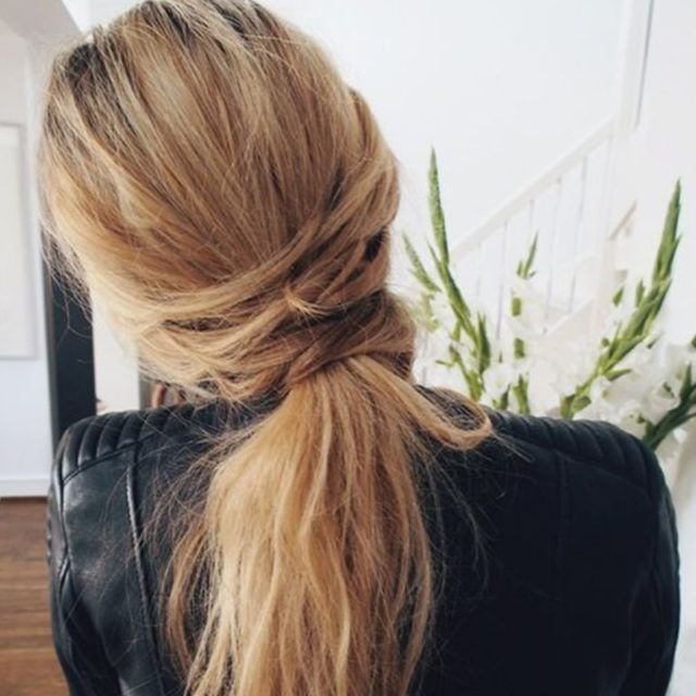 6 Gorgeous, Effortless #Hair Ideas From Pinterest   The Zoe Report