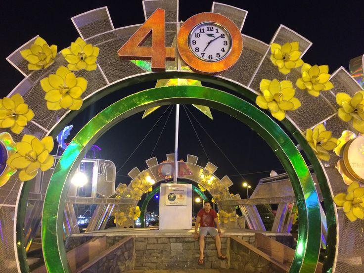 Saigon - one of the roundabouts