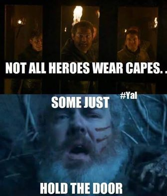 *crying* ~ Hodor ~ Game of Thrones