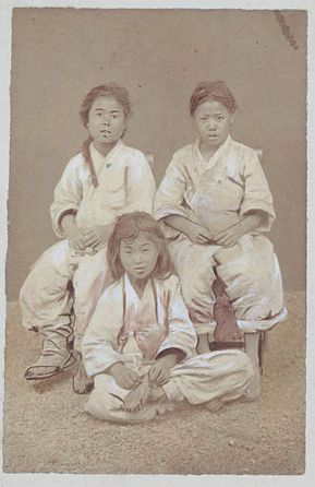 """Boy peddlers"" ca. 1878 Natl Anthropological Archives SIRIS"