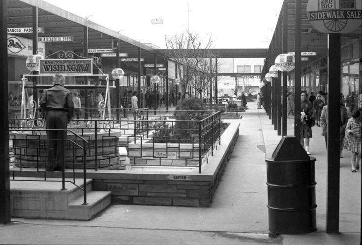 1962 Greater Hamilton Shopping Centre