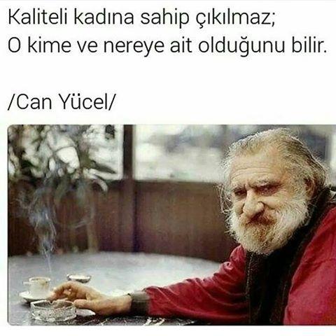 * Can Yücel