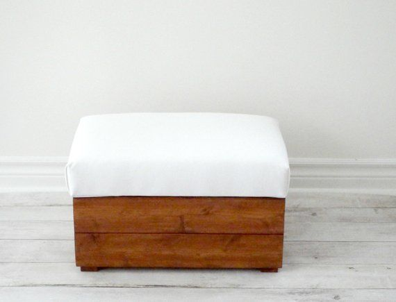Fabulous Storage Ottoman Footstool Storage Storage Trunk White Inzonedesignstudio Interior Chair Design Inzonedesignstudiocom