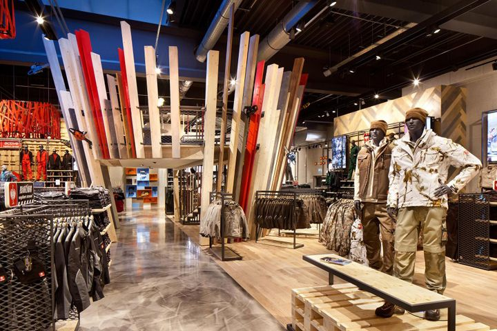 ENGELBERT STRAUSS workwear store by Plajer & Franz, Bergkirchen – Germany » Retail Design Blog