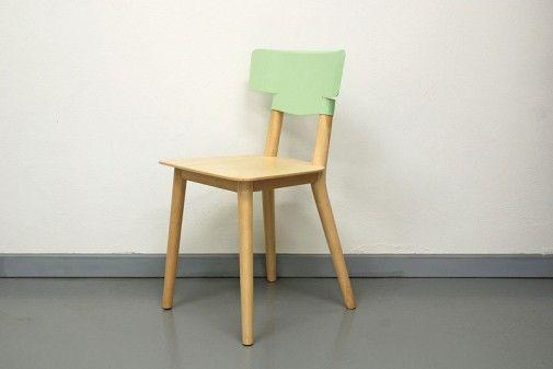 osiek chair by Tomek Rygalik