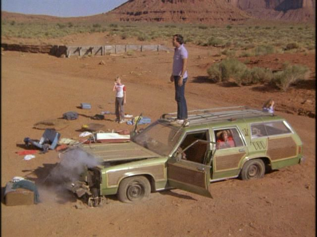 "Who can forget this scene from the movie, ""Vacation""?  Chevy Chase assessing the damage while his family looked on in dismay.  In this part of the story, Clark Griswold has a man to man…"