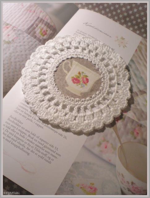 Redneval-LAVENDER: Crochet