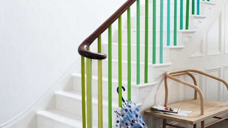 Best Trick To Try Stair Railing 1 Hipster Home Decor 400 x 300
