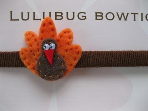 felt turkeyCrafts Ideas, Felt Turkey, Dolls Hair, Diy Hairbows, Fall, Crafty Things, Clips Ideas, Baby, Diy Crafty