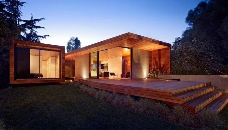 Extension bois et rénovation d'un ancien ranch aux Usa, Bal House par Terry & Terry Architecture - Menlo Park, Usa #construiretendance