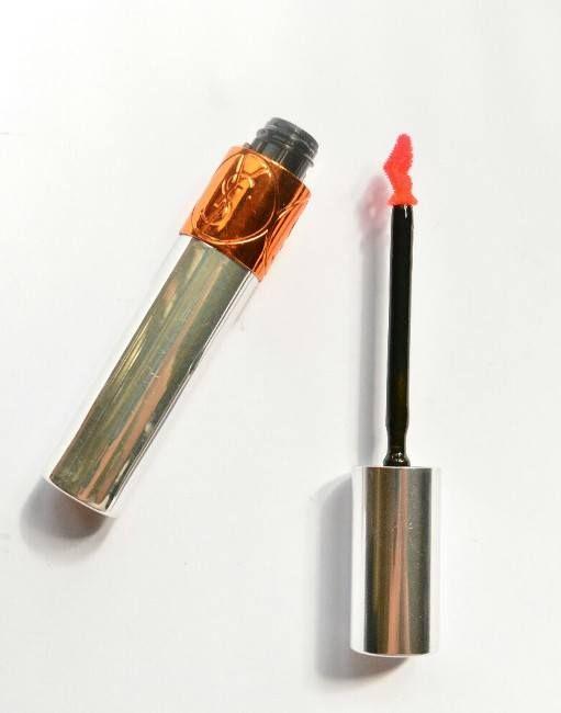 YSL Crush Me Orange 7 Volupte Tint-In-Oil