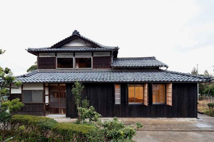 tailored design lab renovates and remodels a 70 year old house in kaga city