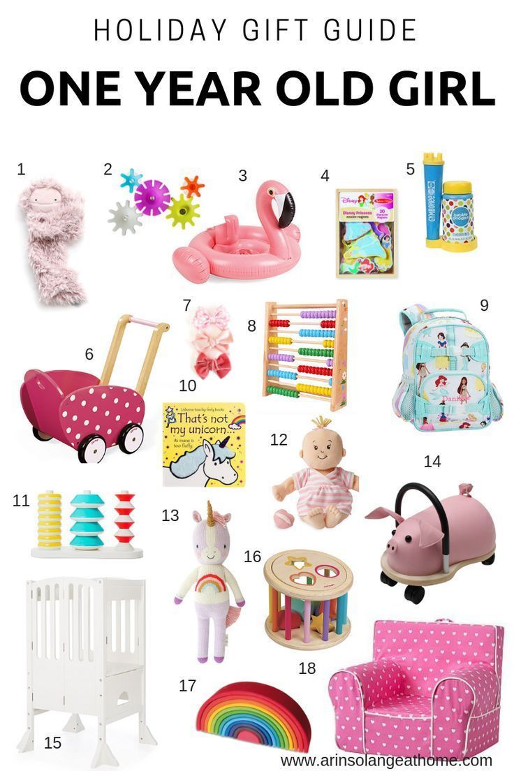 One Year Old Girl Gift Guide One Year Old Gift Ideas Baby S