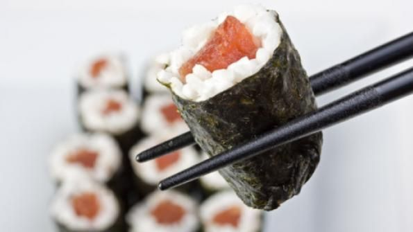 Sushi or sushi rolls made of rice, fish, avocado, and nori, seem safe for gluten-free eaters, right? Wrong. Turns out many sushi ingredients contain hidden gluten.