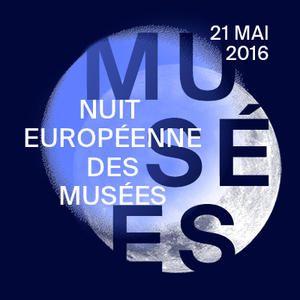 La douzième édition de la Nuit européenne des musées aura lieu le samedi 21 mai 2016.