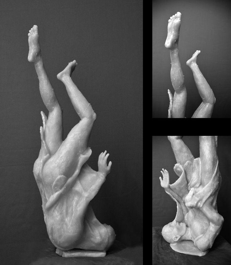 sculpture title: Icaro