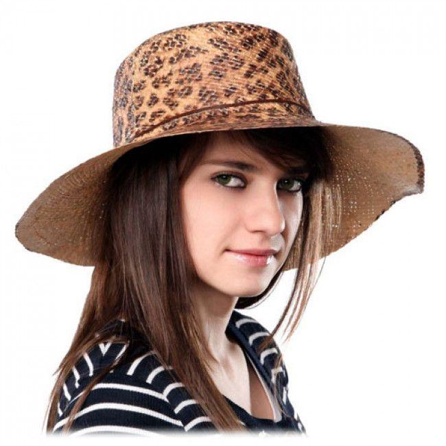 Santelli Francesca Широкопола дамска шапка SF 38281 GET.BG
