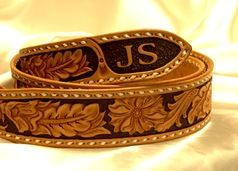 Custom leather belts - handmade custom leather belt - western custom leather cowboy belt - mens western custom leather belt - hand tooled western belt - handmade leather cowboy belt - custom made belts