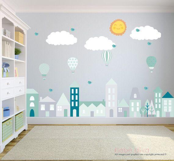 M s de 25 ideas incre bles sobre etiquetas de pared de for Calcomanias para dormitorios
