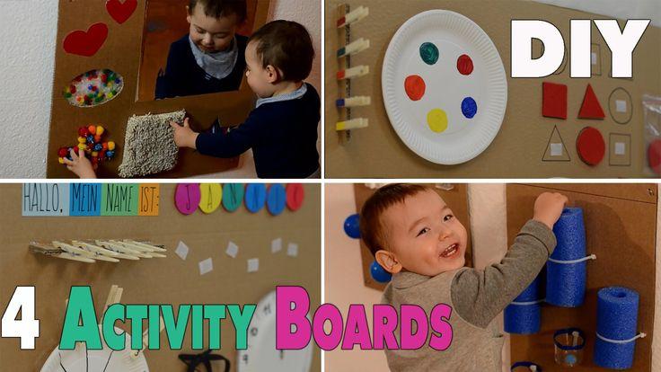 All Activity Boards in fast forward and to understand international. Hier nochmal alle 4 Activity Boards im Schnelldurchlauf. mamiblock auf facebook: https:/...