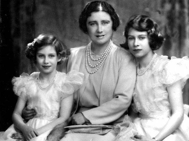 Young Queen Elizabeth Mother 49 best images ...