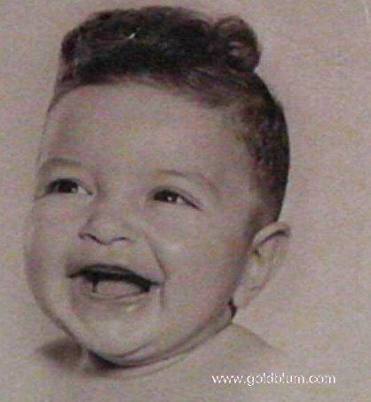 Baby Jeff Goldblum