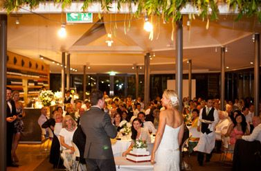 Centennial Parkland Wedding @ the heritage-listed Wine Room